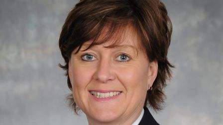 Retired assistant chief Constable Sarah Hamlin: PIC: Lenore Everson