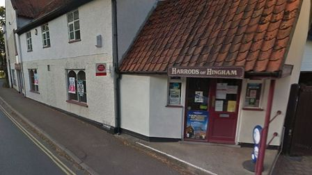 Harrods of Hingham, in Church Street, Hingham. Picture: Google Maps