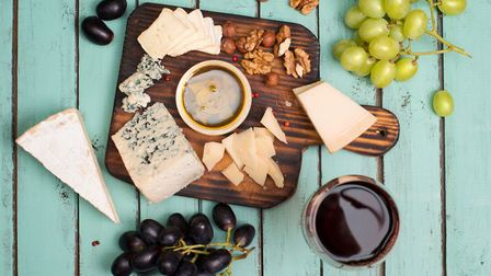 Open Norwich is hosting a wine and cheese festival. Picture Getty Images/iStockphoto