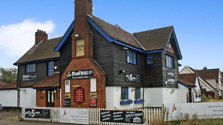 The Falcon pub has closed: Submitted picture