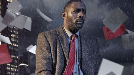 Idris Elba, who plays DCI John Luther in BBC crime drama Luther has had to postpone his DJ set in No