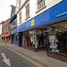 The Marie Curie shop on Magdalen St. PHOTO: Antony Kelly