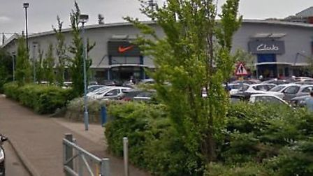 The Riverside Retail Park in Norwich. Picture Google.