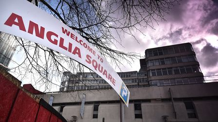 The reader says people did speak up at a consultation about Anglia Square. Picture: ANTONY KELLY