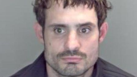 James Ntjortis is wanted by police. Picture Norfolk Constabulary.