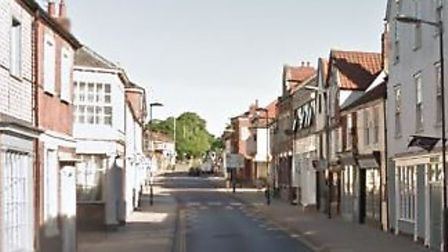 File photo of St Augustine's Street. Picture Archant.