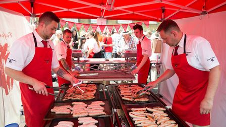 Scenes from Norwich Food & Drink Festival 2017. Picture: Archant