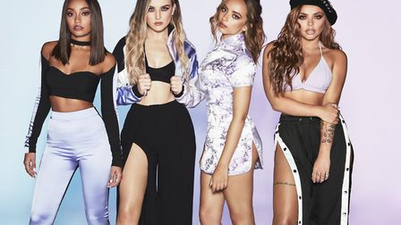 Little Mix will be performing at Earlham Park in Norwich in July. Picture SJM Concerts.