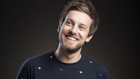 Comedian Chris Ramsey. Photo: Supplied by Norwich Playhouse