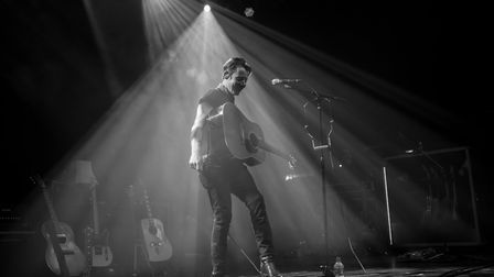 Rick Brantley supporting Kiefer Sutherland at The Nick Rayns LCR in Norwich on Friday 22nd June 2018