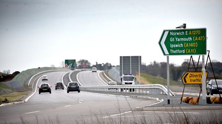One reader thinks slow drivers on the NDR cause problems. Picture: ANTONY KELLY