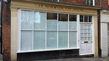 The Tap House in Redwell Street has closed.