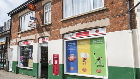 The former Watton Post Office branch on the High Street. Picture: Matthew Usher.
