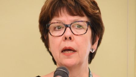 """Norwich City Council chief executive Laura McGillivray has told Norse of the council's """"strong inten"""