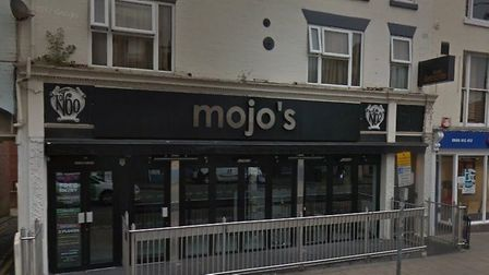 Mojo's in Prince of Wales Road