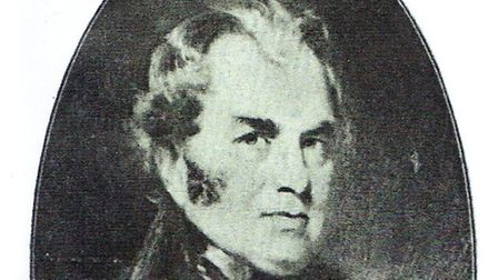 Stanfield Hall murder 1848. Pictured: The victim, Isaac Jermy. Picture: EDP Library