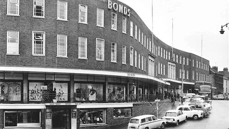 Bonds in All Saints Green, February 1965. Picture: Archant Library