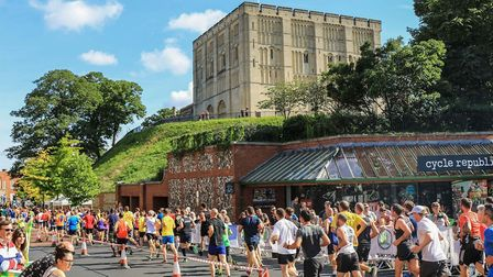 Runners will be taking to the streets of Norwich this Sunday. Picture: Run Norwich