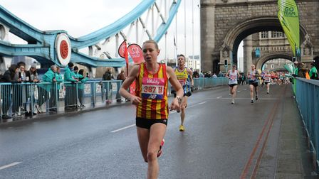 Dani Nimmock is competing at Run Norwich this Sunday after receiving an England call-up for the Comm