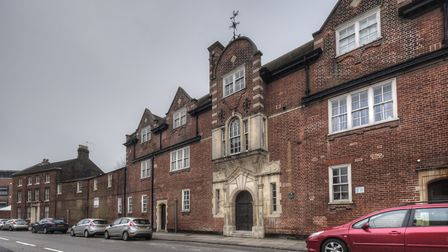 Bethel Hospital in Norwich. Picture: SAVE Britain's Heritage