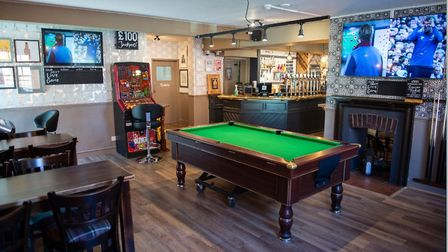 The Woolpack has updated its look. Picture: Greene King