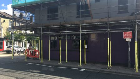 Popworld is set to open in Norwich on Prince of Wales Road. Picture Jessica Long.