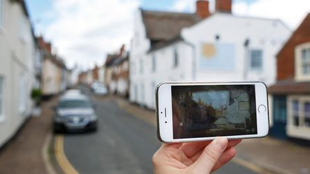 The free digital walk app Wym Trails is proving popular. Picture: South Norfolk Council