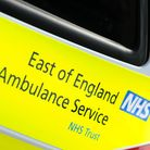 The East of England Ambulance Service was called after a woman collapsed on a bus on Dereham Road in