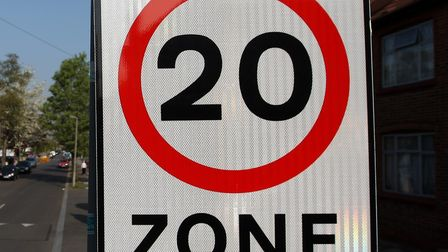 There could soon more road sin Norwich with 20mph limits. Picture Dominic Lipinski/PA Wire.