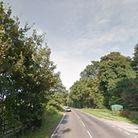 The A1075 at Great Hockham. Picture: Google Maps