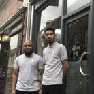 The new restaurant is owned by cousins Juned Ahmed Al and Jahangir Alom Ali Credit: Victoria Pertus