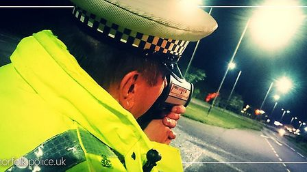 Police invite communities to set up speed watch groups in Norwich. Picture: Norfolk Constabulary