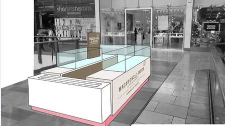 Macarons & More new outlet in intu Chapelfield Credit: intu Chapelfield/Macarons & More