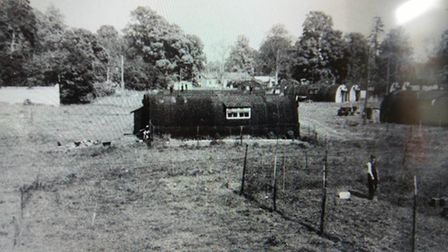 Weeting Camp, near Thetford. Picture: Victor Lukaniuk