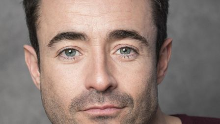 Current Strictly Come Dancing champion Joe McFadden is starring in the new The House On Cold Hill pl