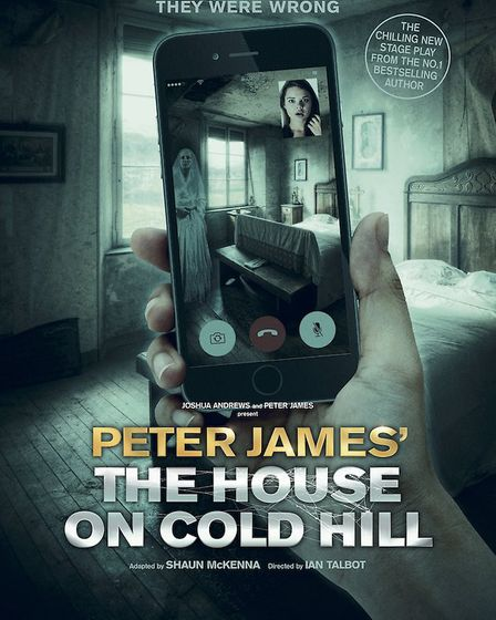 The new play The House On Cold Hill is coming to the Norwich Theatre Royal. Picture Norwich Theatre