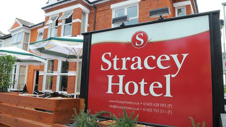 Stracey Hotel in Norwich. Photo: James Bass