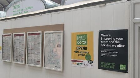 A new Subway is opening in Norwich Picture: Archant
