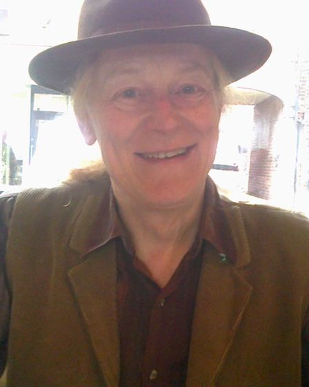 David Raby, Green city councillor for the Town Close ward. Picture: Courtesy of David Raby