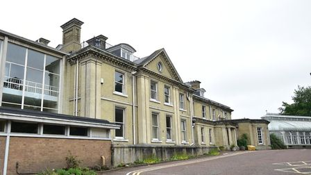 Carrow House, where Norfolk Coroners Court sits. Picture: ANTONY KELLY