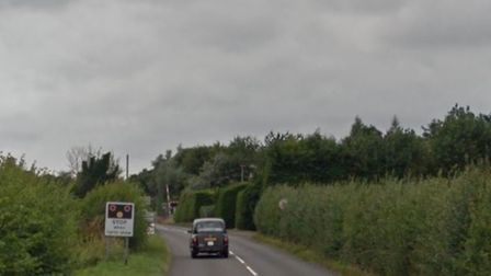 Browick Road where the animal was found. Picture: Google