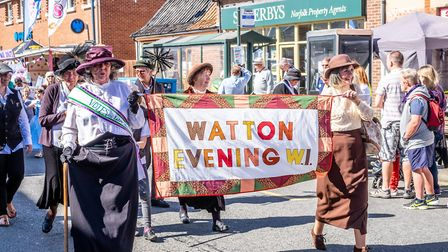 Watton Carnival 2018. Picture: Neal Trafankowski Photography
