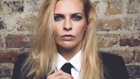 Comedian Sara Pascoe Picture: CONTRIBUTED