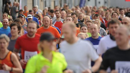 One reader says regular exercise is important along with avoiding obesity. Picture: Ian Burt