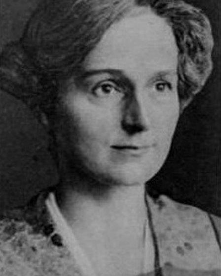 Dorothy Jewson, Norwich's first femle MP. Picture: Tessa Fox / Frank Meeres