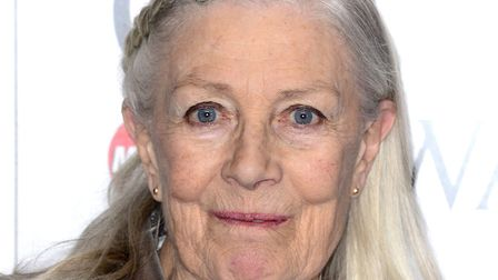 Vanessa Redgrave is set to appear at the 2018 Norwich Film Festival. Picture Ian West/PA Wire.