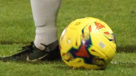 Acle Rangers saw off William Burt in the Senior Cup at the weekend. Picture: Archant