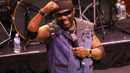 Reggae legends Toots & the Maytals. Photo: MP Promotions