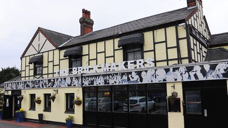 The Brickmakers, on Sprowston Road. Picture: Denise Bradley