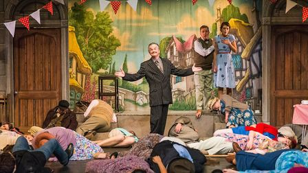 The Sorcerer performed by the National Gilbert & Sullivan Opera Company. Picture: Jane Stokes